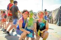 В Туле прошел фестиваль красок и летнего настроения, Фото: 145