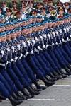 Тульская делегация побывала на генеральной репетиции парада Победы в Москве, Фото: 10