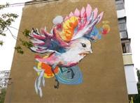 Граффити на улицах, Фото: 2