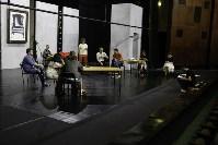 Репетиция в Тульском академическом театре драмы, Фото: 36