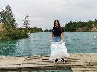В Кондуках прошла акция «Вода России»: собрали более 500 мешков мусора, Фото: 17