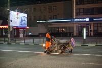 Нанесение дорожной разметки в Туле, Фото: 6