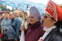 Торжественное освящение колоколов Успенского собора, Фото: 6