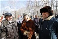 Собрание жителей в защиту Березовой рощи. 5 апреля 2014 год, Фото: 6