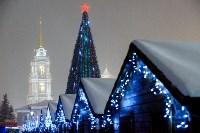 На площади Ленина прошло закрытие главной городской ёлки, Фото: 101