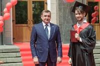 Губернатор вручил дипломы с отличием выпускникам магистратуры ТулГУ, Фото: 9