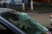 Друзья сбитого пешехода устроили самосуд над водителем, Фото: 13