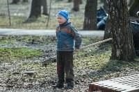 Субботник в Березовой роще, Фото: 33