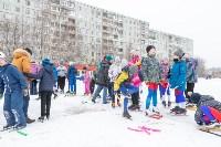 В Туле прошли массовые конькобежные соревнования «Лед надежды нашей — 2020», Фото: 22
