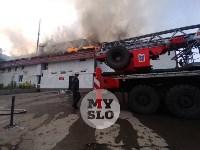 Пожар в Щекино, Фото: 10