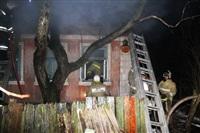В Глушанках на пожаре погиб мужчина, Фото: 7