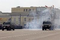 День Тульской дивизии ВДВ: на площади Ленина приземлились парашютисты, Фото: 58