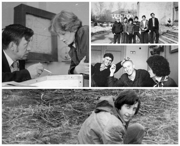 1979 -1983 год ТЭТ им Рогова