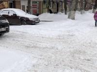 Туляки жалуются на нечищеные дороги, Фото: 18