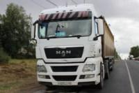 Возле поста ДПС в Плавске столкнулись три иномарки и фура, Фото: 10