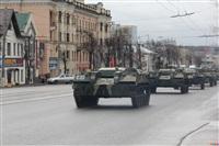 По Туле прошла колонна военной техники, Фото: 8