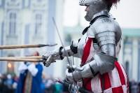 Средневековые маневры в Тульском кремле. 24 октября 2015, Фото: 28