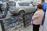 """Задержание преступников у ТЦ """"Гостиный Двор"""", Фото: 5"""