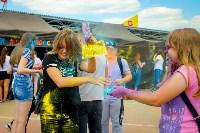 В Туле прошел фестиваль красок и летнего настроения, Фото: 7