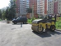 Двор домов №107 и 107А по ул. Замочной., Фото: 8