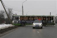 ДТП в Басово: столкнулись два рейсовых автобуса, Фото: 13