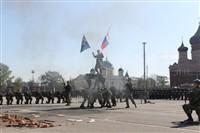Военный парад в Туле, Фото: 48