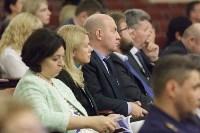 Членов правительства Тульской области научили оказывать первую помощь, Фото: 15