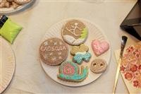 Мастер-класс Ирины Соколовой: роспись имбирного печенья, Фото: 7