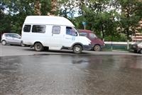 """Рынок """"Южный"""" затопило, Фото: 20"""