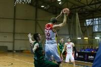 Тульские баскетболисты «Арсенала» обыграли черкесский «Эльбрус», Фото: 75
