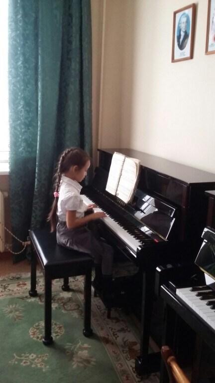 Танюша 8 лет.