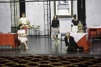 Репетиция в Тульском академическом театре драмы, Фото: 19
