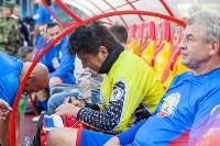 Игра легенд российского и тульского футбола, Фото: 51