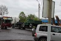 Снятие и транспортировка ЗИС-5 для реставрации, Фото: 19