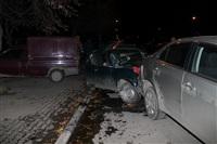 В Туле пьяный на Audi протаранил пять автомобилей, Фото: 2
