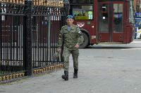 Первый день масочного режима в Туле, Фото: 18