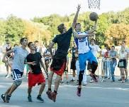 В Центральном парке Тулы определили лучших баскетболистов, Фото: 53