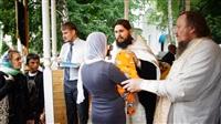Крещение жителей Новомосковска, Фото: 52