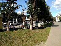 Автохамы на проспекте Ленина в Туле, Фото: 7