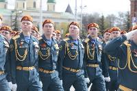 Репетиция парада Победы в Туле, Фото: 134