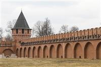 Реконструкция Тульского кремля. Обход 31 марта, Фото: 1