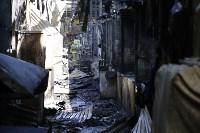 """Сгорел рынок """"Салют"""", Фото: 28"""