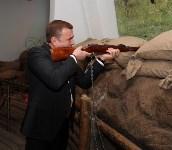Алексей Дюмин посетил Тульский музей оружия, Фото: 8