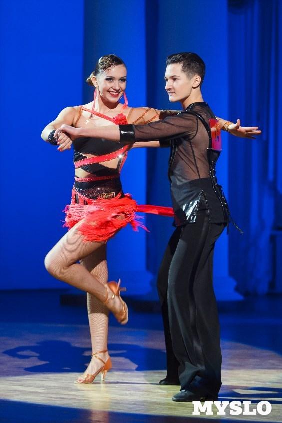 Валерия Кысина и Альберт Можаев, танцевально-спортивный центр «Арзу». Руководитель: Марина Дадашева.