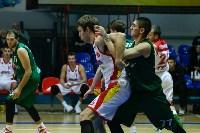 Тульские баскетболисты «Арсенала» обыграли черкесский «Эльбрус», Фото: 72