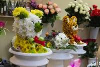 Ассортимент тульских цветочных магазинов. 28.02.2015, Фото: 40