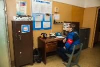 Учения МЧС в убежище ЦКБА, Фото: 23
