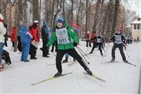 В Туле состоялась традиционная лыжная гонка , Фото: 17