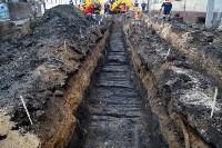 Как проходили раскопки в центре Тулы, Фото: 24