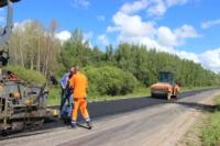 Строительство дороги Ясногорск-Ревякино. 26.06.2014, Фото: 11